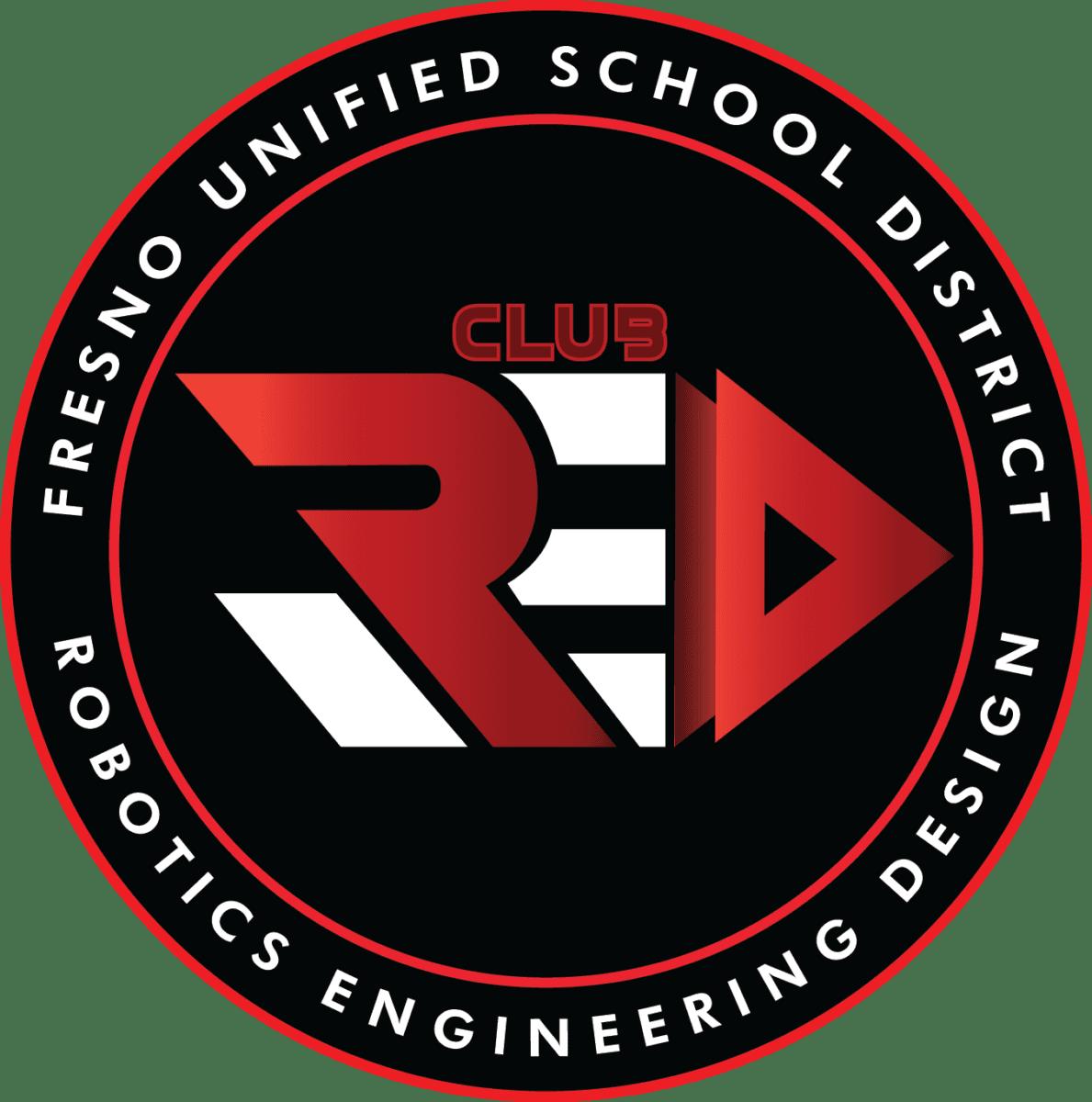 Fresno Unified ClubRED logo